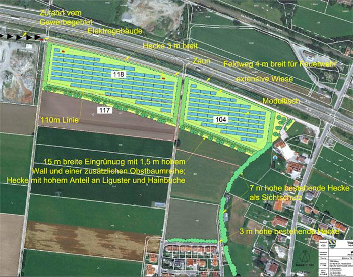 Solarpark Irsingen